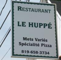 Restaurant Le Huppé